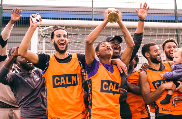 You Can Now Sign Up to Play for FC Not Alone's 11-a-Side Team for the 2019/20 Season