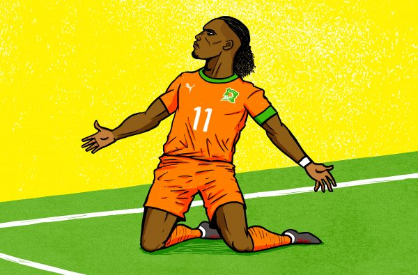 How Didier Drogba Helped to Make Africa Great Again