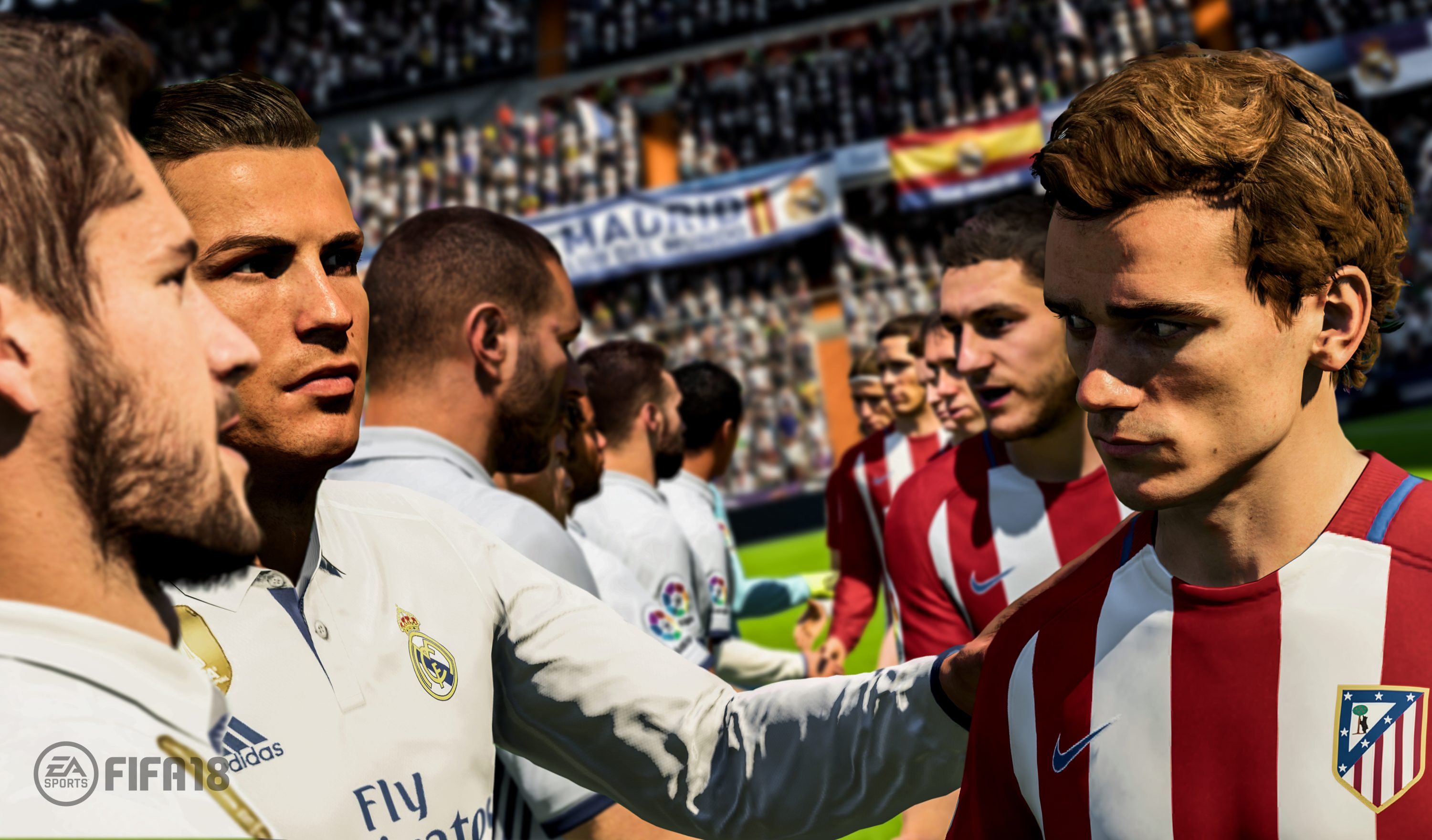 An Inside Look at FIFA 18