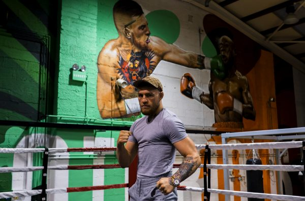 We Found the Group of Artists Who Created Conor McGregor's Notorious Mural