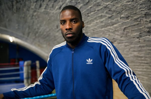 Meet Lawrence Okolie: the KO Artist Being Mentored by Anthony Joshua