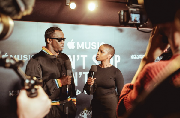 Diddy Talks to Julie Adenuga on Beats 1 About the Changing Face of UK Hip-Hop