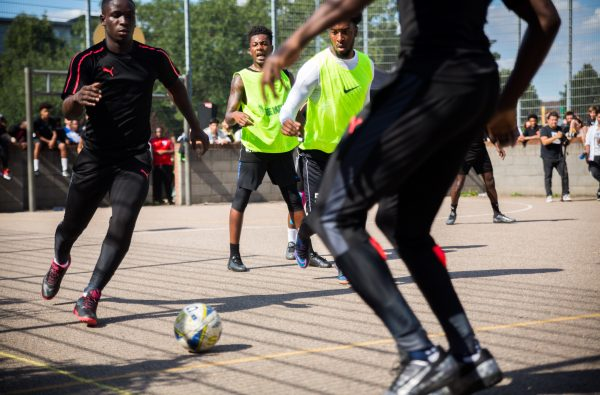 London's Biggest Street Football Tournament Comes to Birmingham on 8th April
