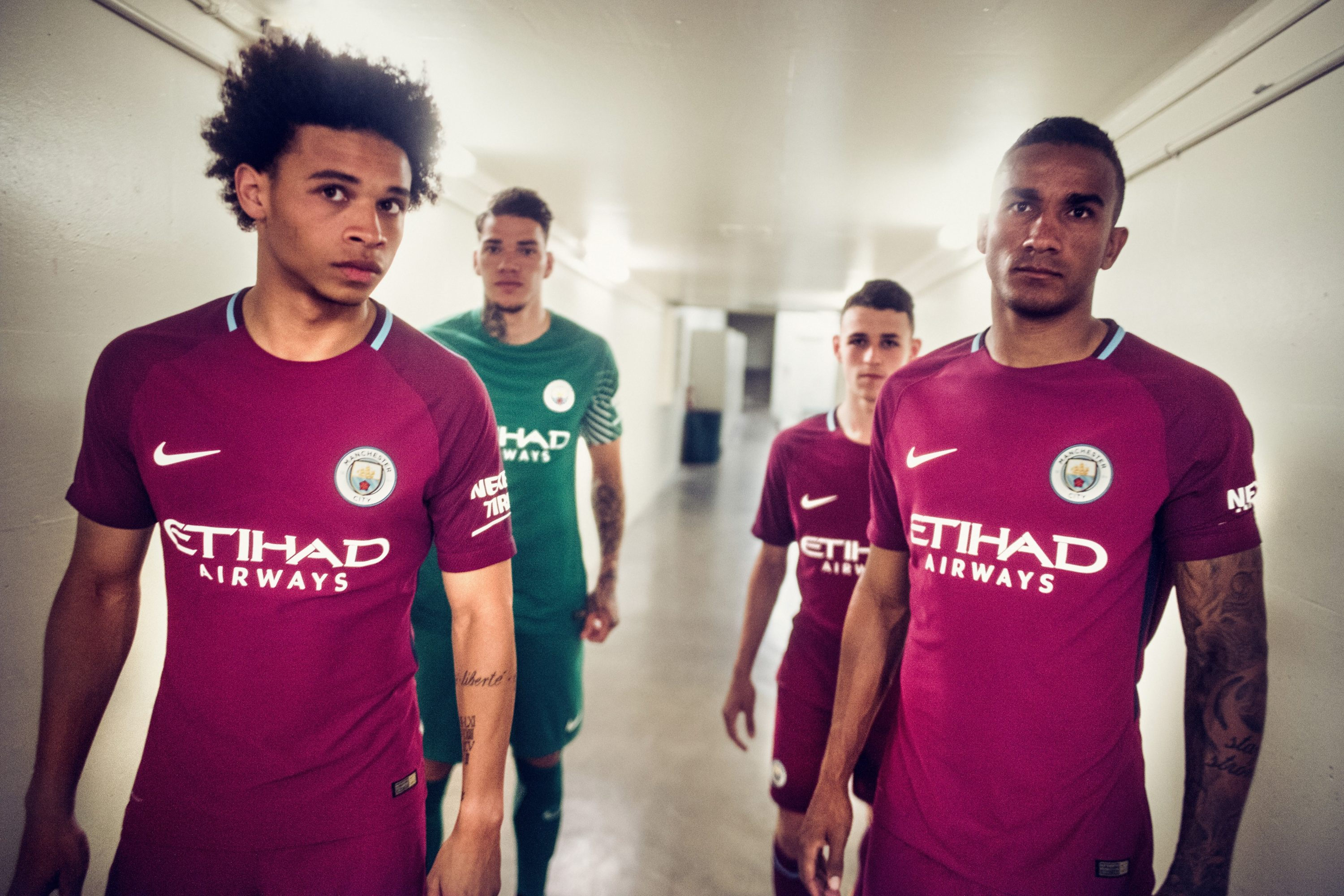 finest selection 180fa 74821 Nike and Manchester City Unveil Away Kit for 2017/18