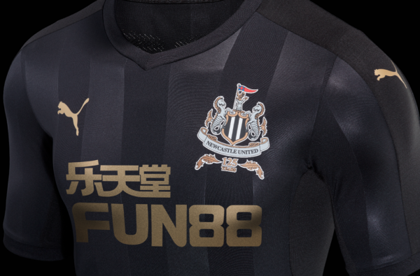 PUMA Just Dropped a Stunning Black-on-Black Third Kit for Newcastle United