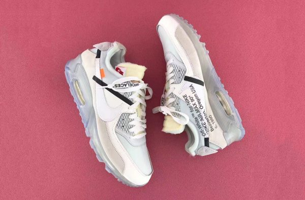 Take a Look at the Off-White™ x Nike Air Max 90