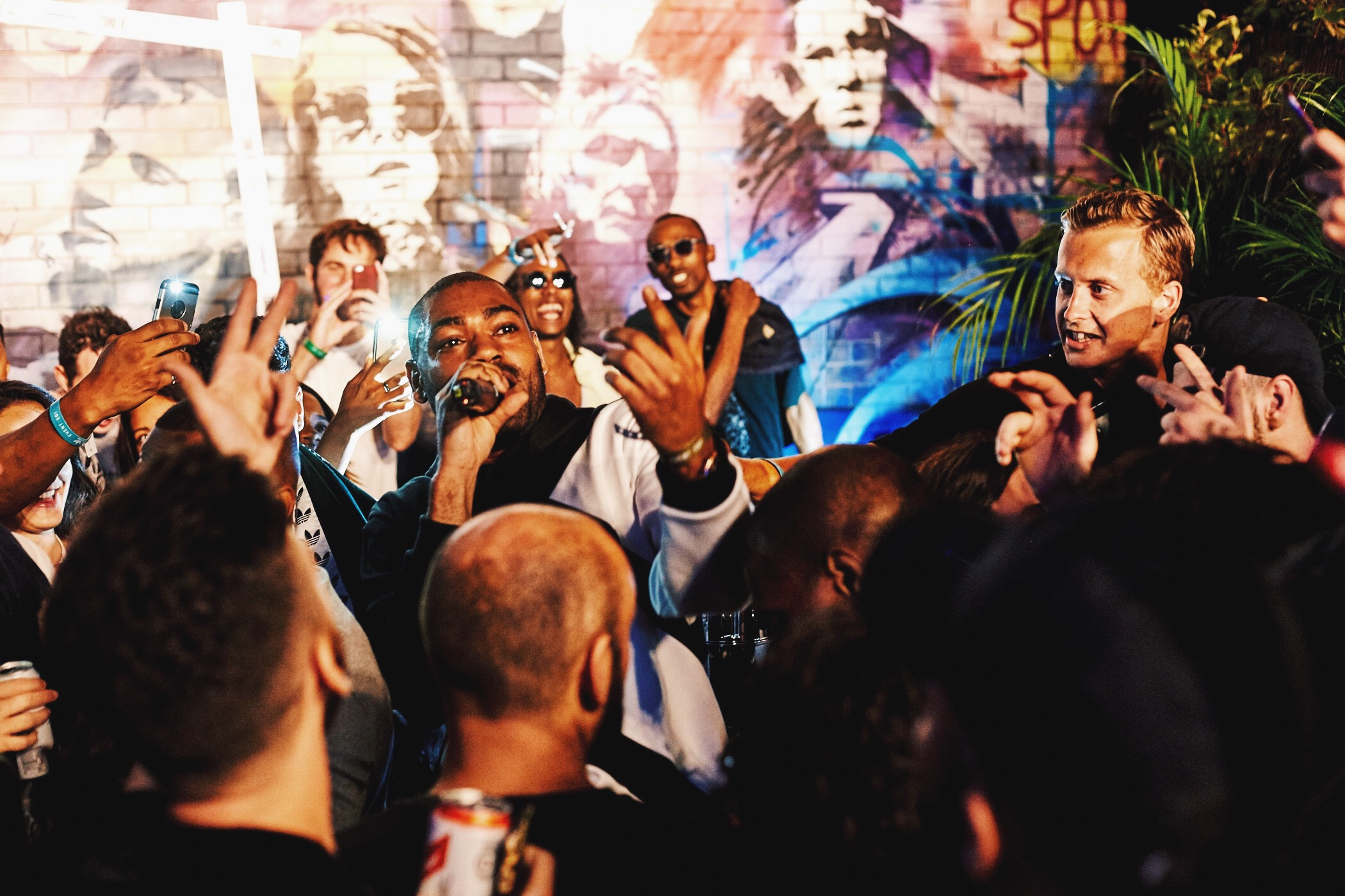 Kano, Belly Squad and Kojo Funds lit up Notting Hill Carnival with adidas Originals and Zone II
