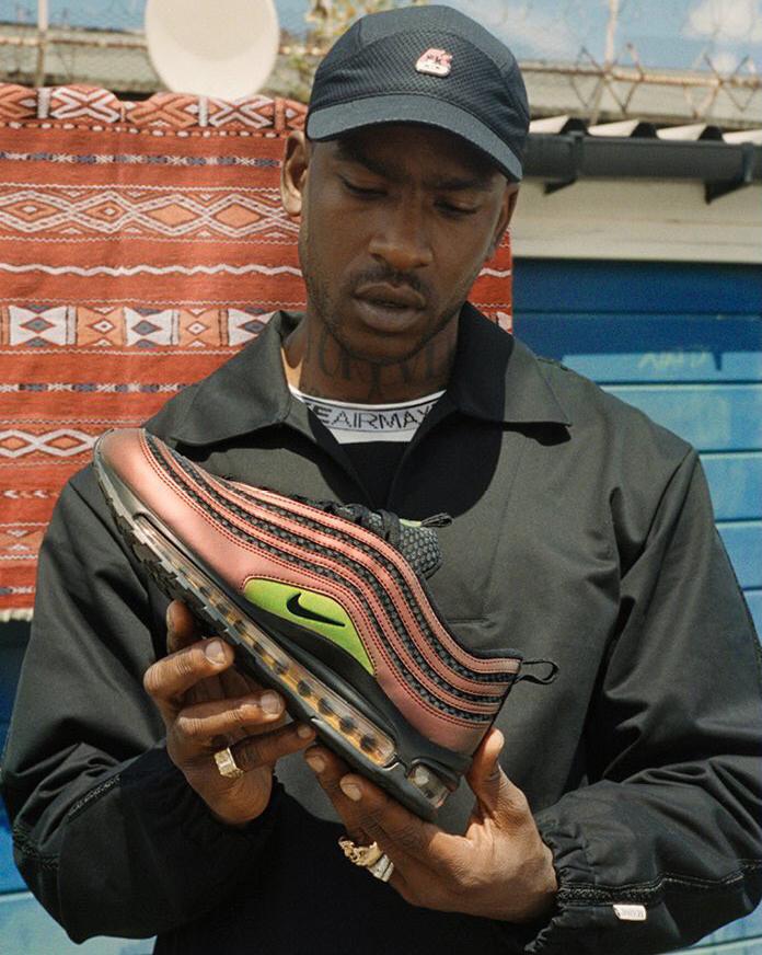Skepta Unveils His Nike Air Max 97