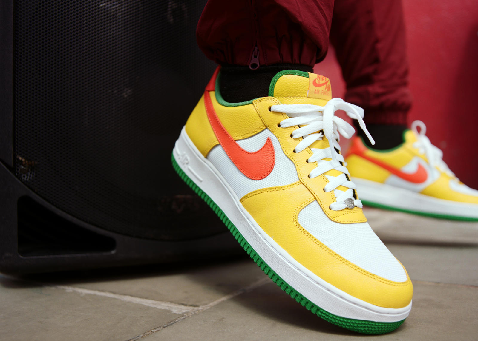 Nike's Air Force 1 Carnival from 2003