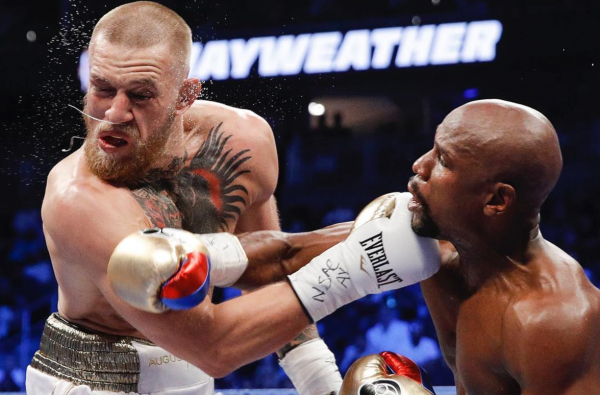 Netflix Is Dropping a Three-Part Documentary on Conor McGregor's Fight with Floyd Mayweather