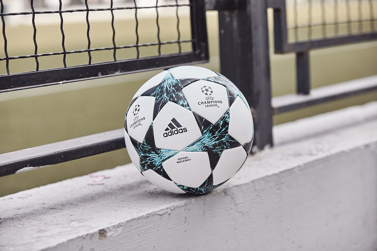 adidas champions league omb blau