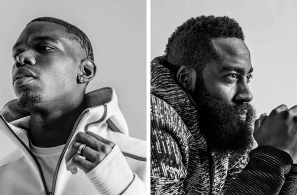 adidas Athletics Unveils Z.N.E. Pulse Collection to be Worn by Paul Pogba and James Harden
