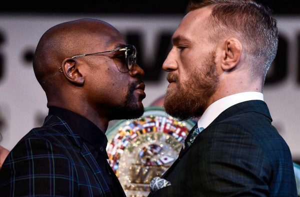 "Floyd Mayweather Wants to Fight Conor McGregor in UFC ""If the Money Is Right"""