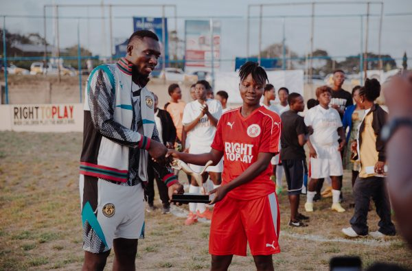 PUMA and Daily Paper Have Built a New Football Pitch for Young Players in Ghana
