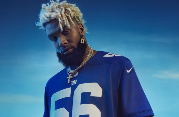 Nike Honours NFL Legends with #WhoYouWith Campaign