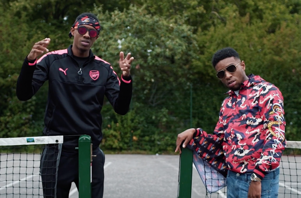Not3s and MoStack Join Forces on 'Celebration'