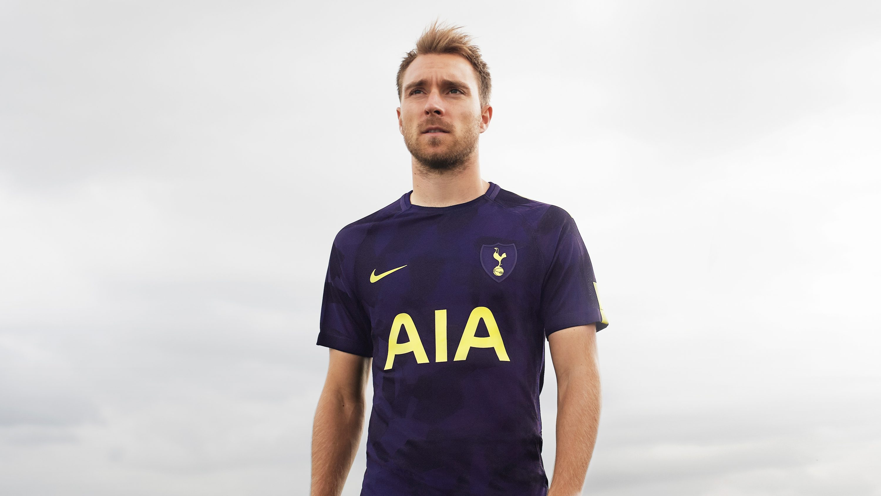 Interview Christian Eriksen on Wembley Champions League and Skepta