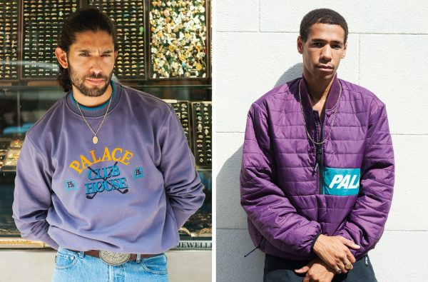 Palace Skateboards Drop Their Final Autumn 2017 Collection