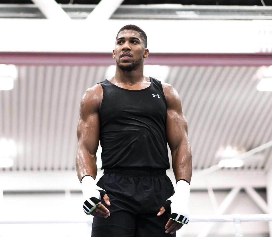 f8d23a20a Anthony Joshua Has a New Opponent for His Fight on October 28th