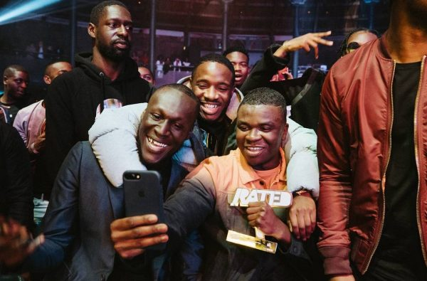 Stormzy and Michael Dappah Among Big Winners at Last Night's Rated Awards