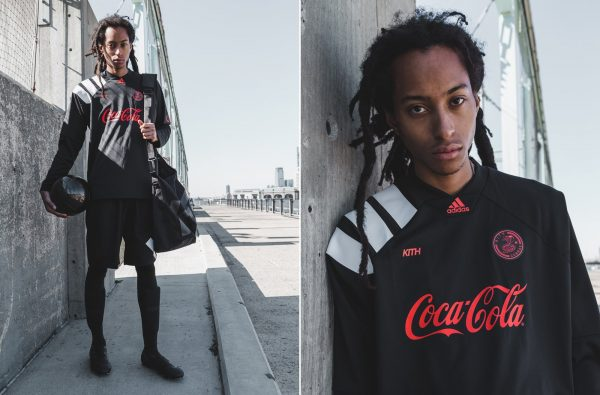 Kith and adidas Collaborate on a Second Season of Football-Inspired Streetwear