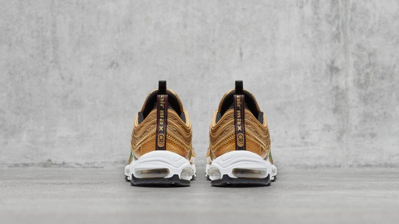 6c587969cad619 The Nike Air Max 97 CR7 is available starting 23rd October on the SNKRS  App