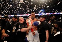 UFC Want Anthony Joshua to Sign a Record-Breaking £353m Multi-Fight Contract