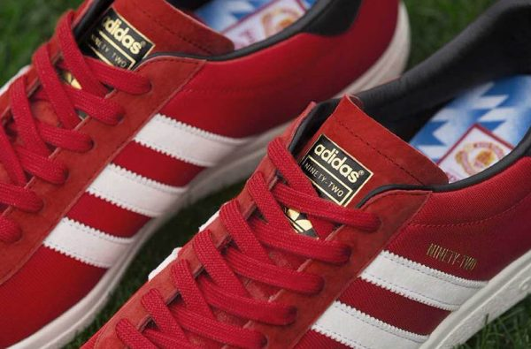adidas Originals Unveil Manchester United 'Ninety-Two' Sneakers