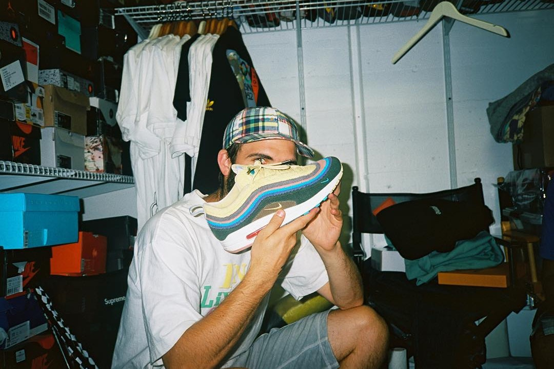 Sean Wotherspoon s Nike Air Max 97 x Air Max 1 Hybrid Is Coming Soon 02c227792