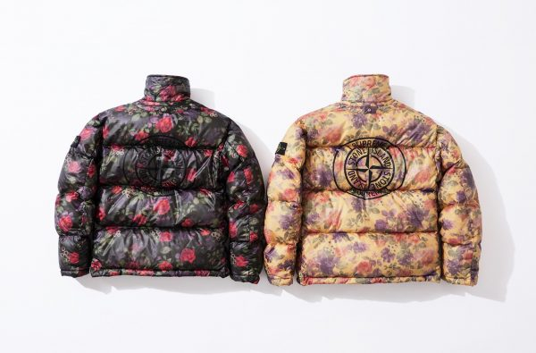 Supreme x Stone Island Unveil Their Fall 2017 Collection