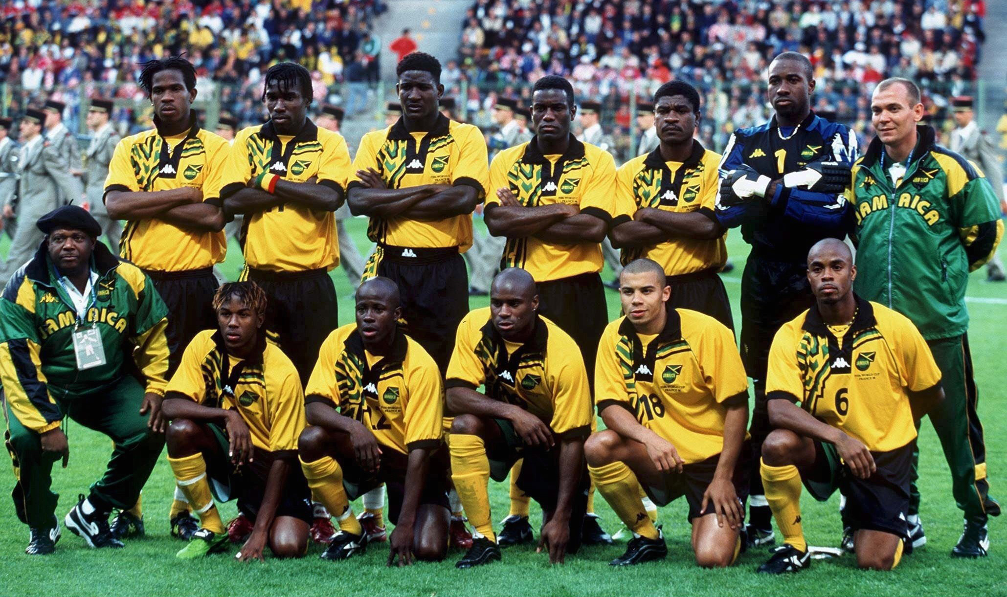 How the Reggae Boyz at France 98 Made Me Feel Jamaican for the First Time