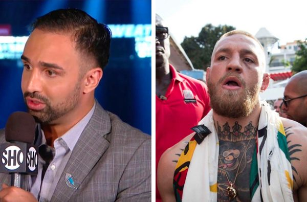 Paulie Malinaggi Says Negotiations Have Begun for a Fight with Conor McGregor