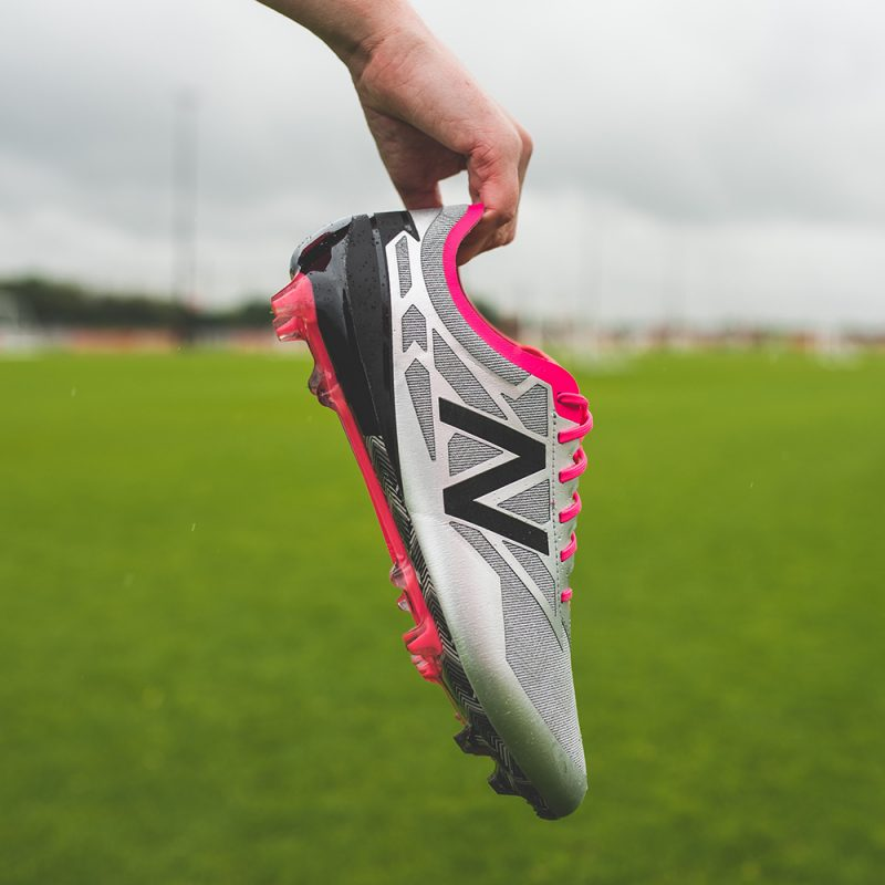 ac896cde8 Engineered with a colour shift lightweight TPU Polyester mesh upper for  explosive power and ball feel