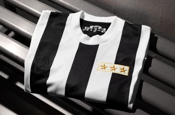 Juventus Unveil Special Anniversary Kit to Mark 120 Years