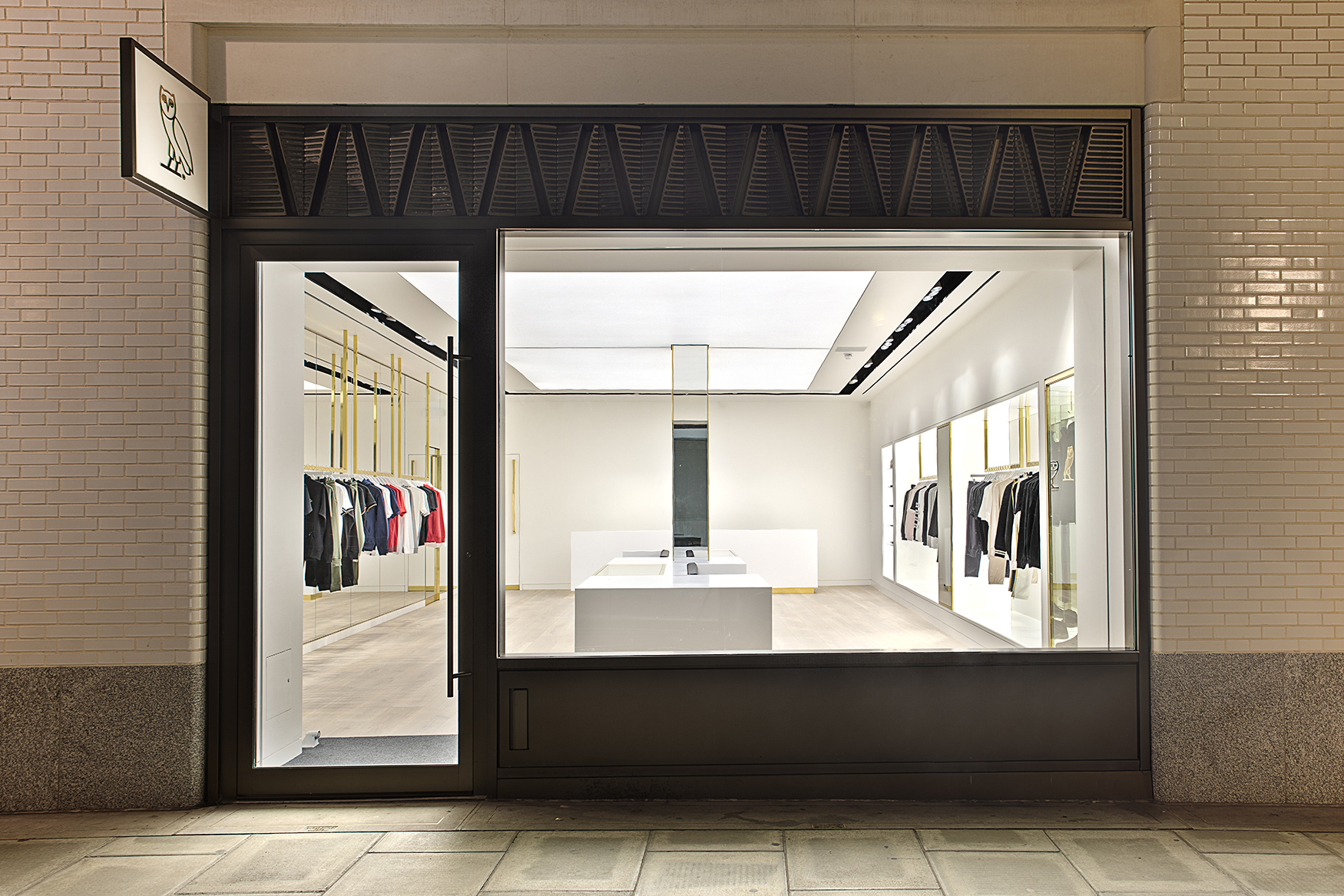 Take a First Look Inside the OVO London Flagship Store