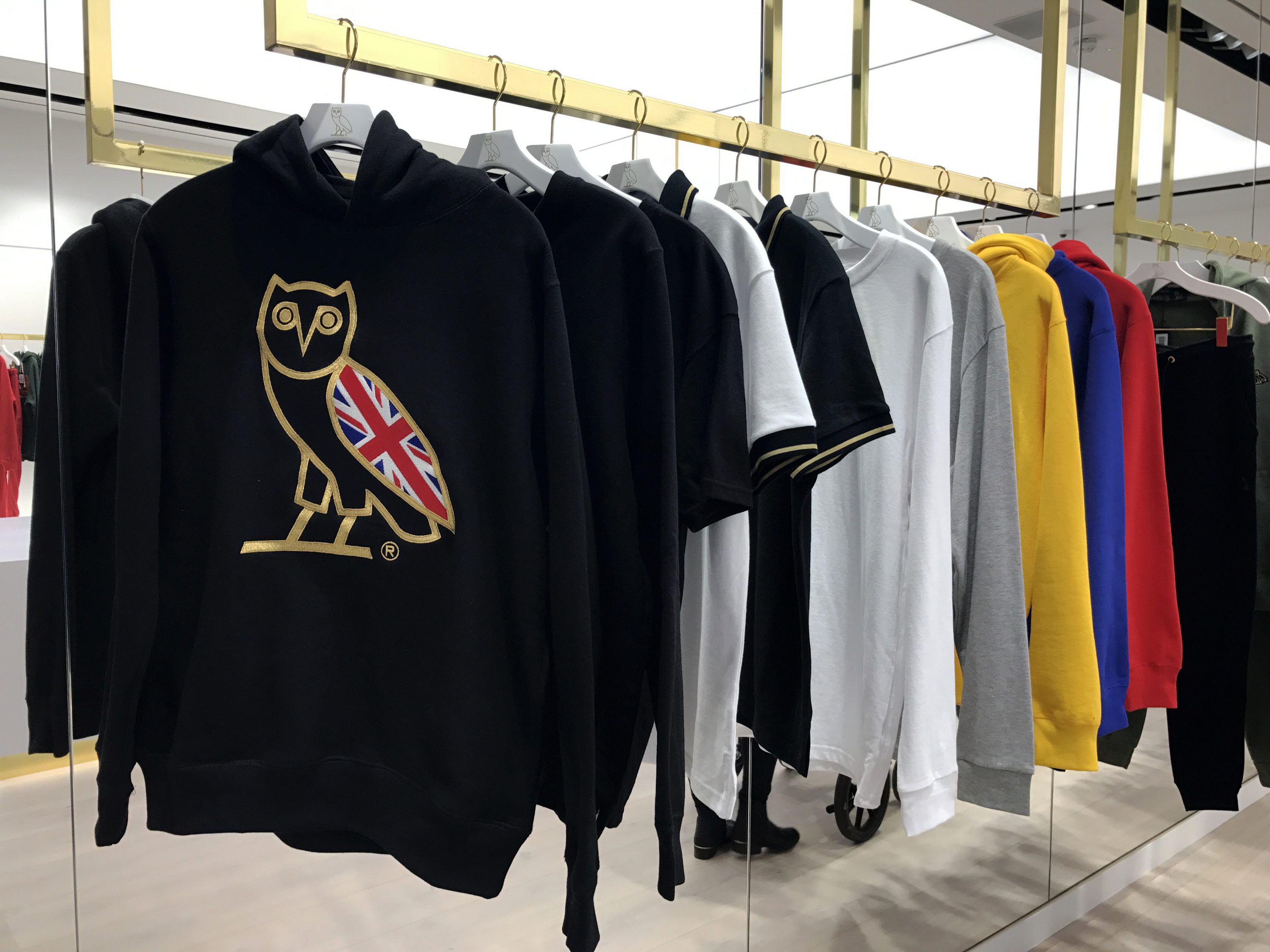 Here S What Went Down At The Ovo London Flagship Store Launch