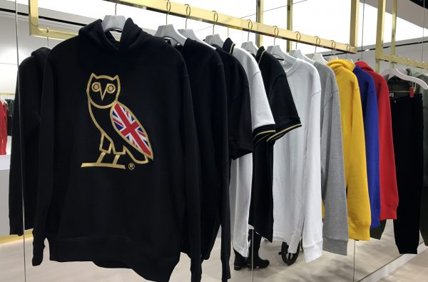 Here's What Went Down at the OVO London Flagship Store Launch