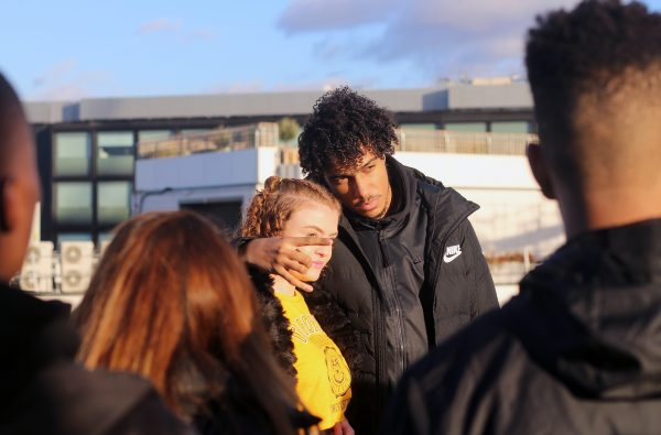 Nike Invited London out to Front Their New AF1 Campaign with AJ Tracey and Little Simz