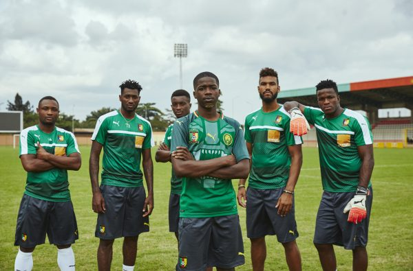 Cameroon and PUMA Just Dropped an Amazing New Home Kit