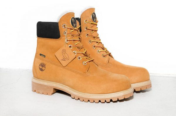 OVO and Timberland Link Up to Drop a Heavyweight Run of 6-Inch Boots