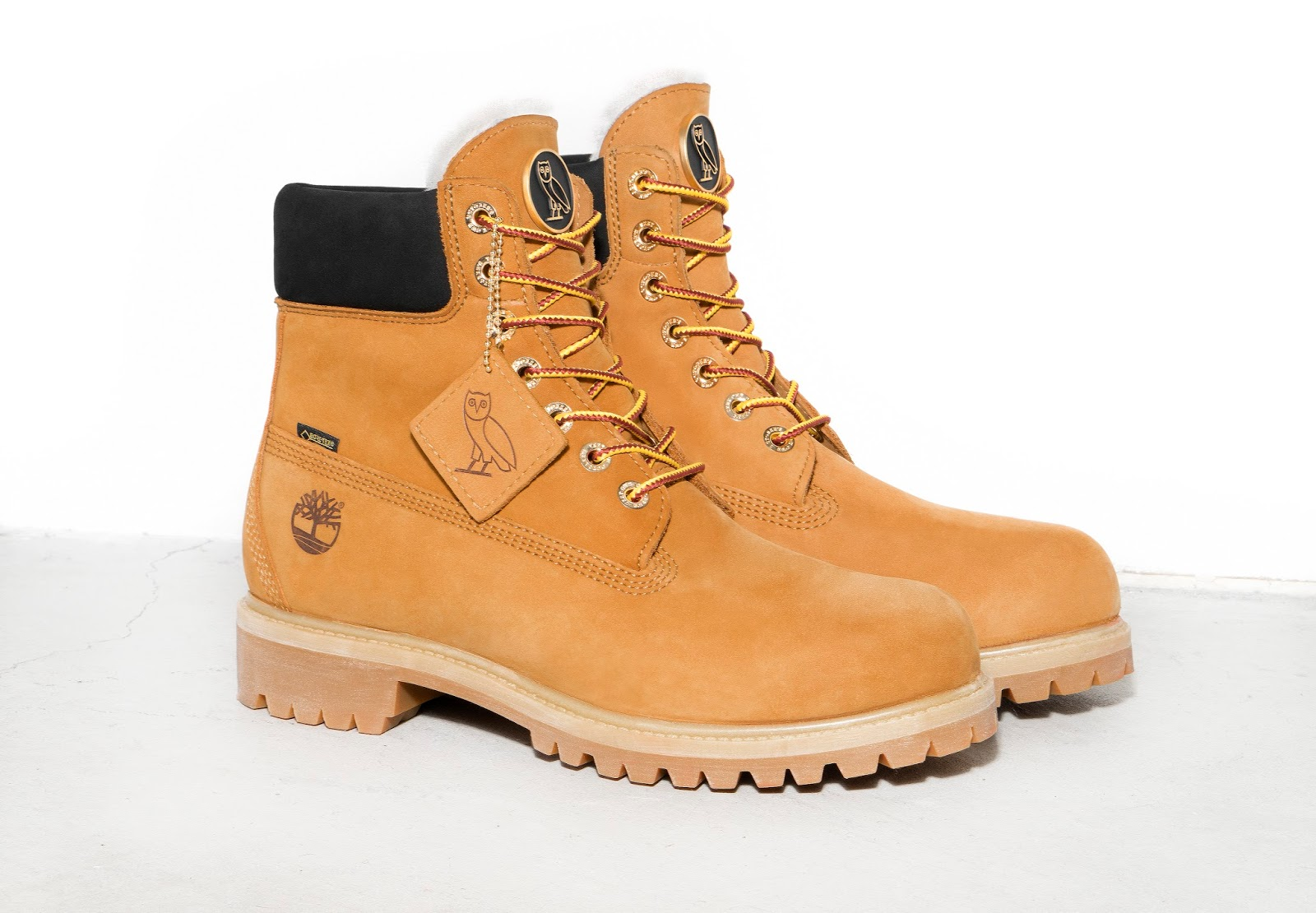 OVO and Timberland Link Up to Drop a Heavyweight Run of 6