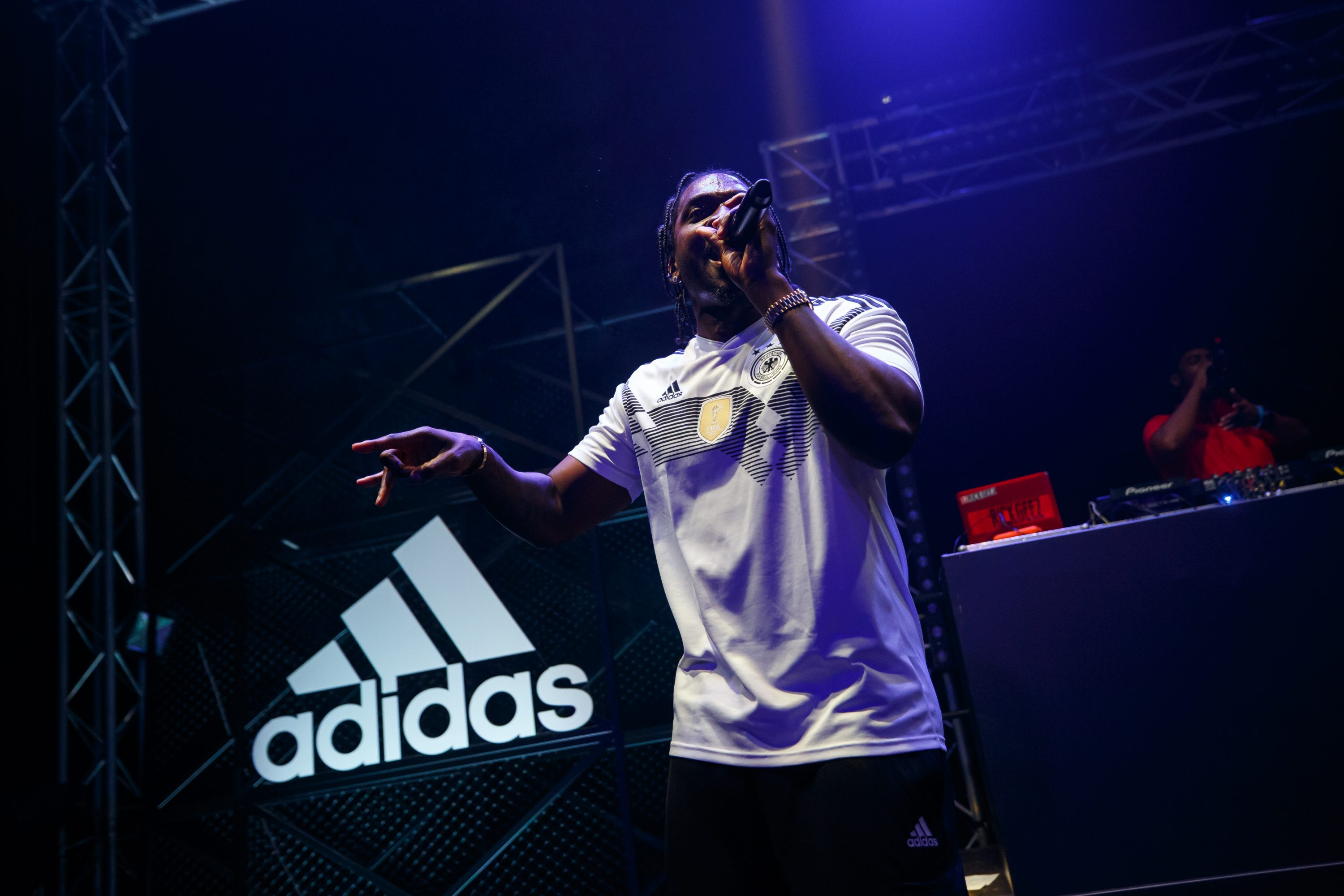 Pusha T and Lionel Messi Shut Down Moscow to Launch the Match Ball for the 2018 World Cup