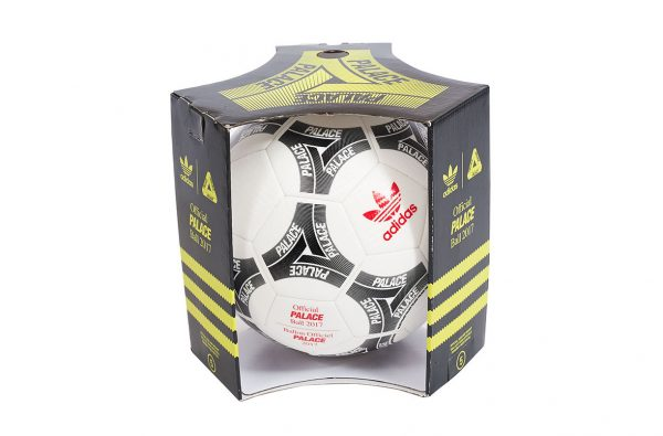 Palace Skateboards and adidas Originals Link up to Release Limited-Edition 'Tango' Match Ball