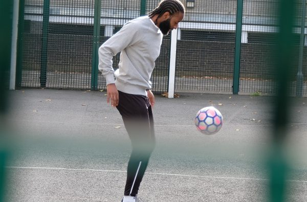 Meet the Community Leader Using Football to Change Lives in East London in New Film from Courtside Studio