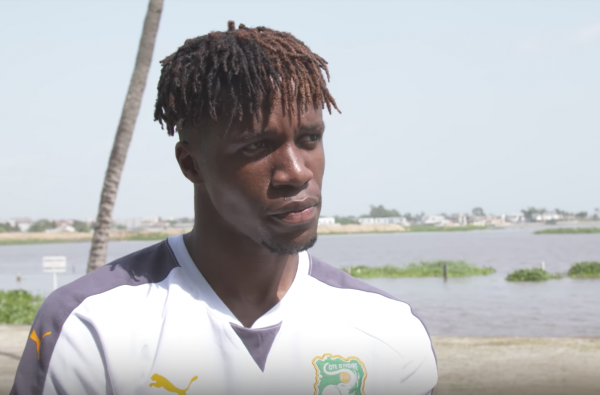 Wilfried Zaha Returns to Ivory Coast for the First Time in 20 Years in New Documentary 'Coming Home'