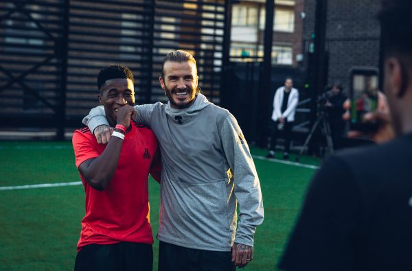 Inside the Launch of the adidas Football x David Beckham Capsule Collection