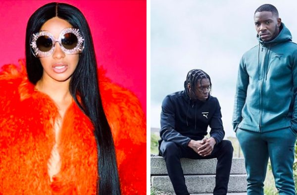 Cardi B, Yungen & Yxng Bane and Krept & Konan Will Perform at This Year's MOBO Awards