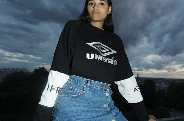 AVNIER Teams up with Umbro for a Football-Inspired Capsule Collection