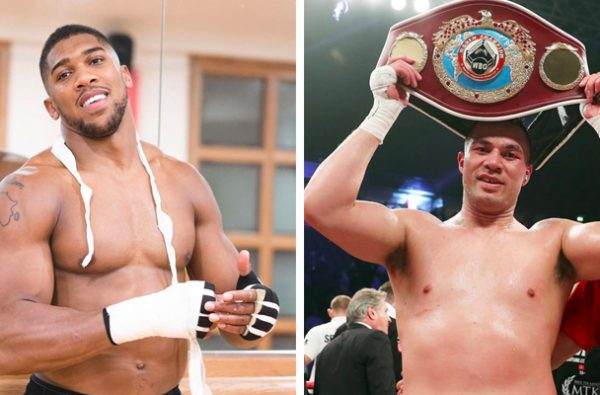 "Anthony Joshua vs Joseph Parker Will Be Confirmed ""Within the Next Week"""