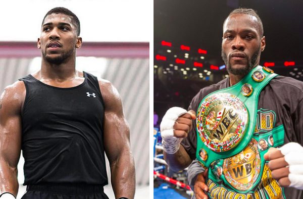 Anthony Joshua Just Destroyed His Heavyweight Rivals in an Explosive Interview